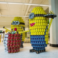 Meal Minions Serving for Hunger