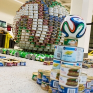 KICKING World Hunger to the Curb: FIFA Style