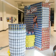 Best Meal & Most Cans - Breakfast of CANpions - ACI Architects & Delnor