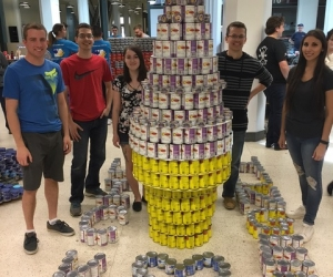 Graham - CANstruction team photo