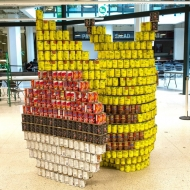Pikachu – I choose you to end hunger! - Structural Ingenuity - Associated Engineering