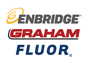 Enbridge, Graham & Fluor