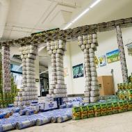 Bridging the Hunger Gap, High Level Bridge
